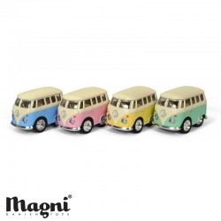 MAGNI, VW Folkevogn Mini Bus, Findes i flere farver