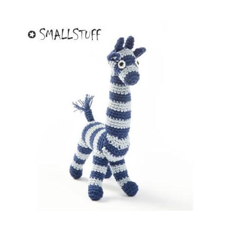 Smallstuff - Hæklet Giraf bamse
