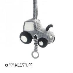 SMALLSTUFF - Hæklet musikuro, Traktor