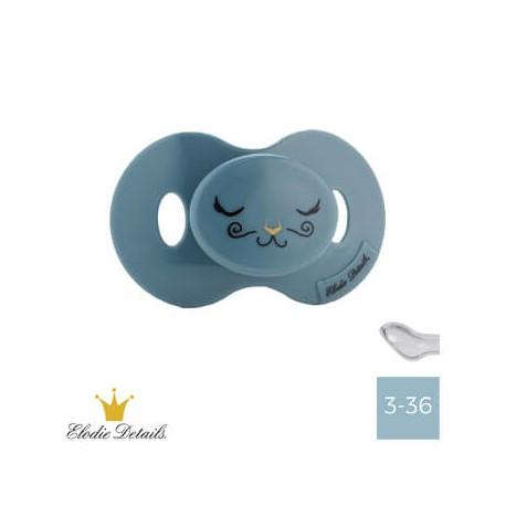 ELODIE DETAILS 3-36, Tender Blue, Anatomisk - Silikone