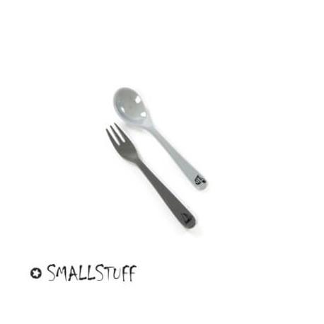 Smallstuff,  Kniv og gaffel  Blomster