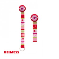 Heimess Safety Clip, Baby Tex Pink Star