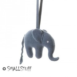 SMALLSTUFF , Musikuro, Elefant, Blå