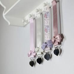 Little Wonders - Suttesnor, Glitter støvet rosa