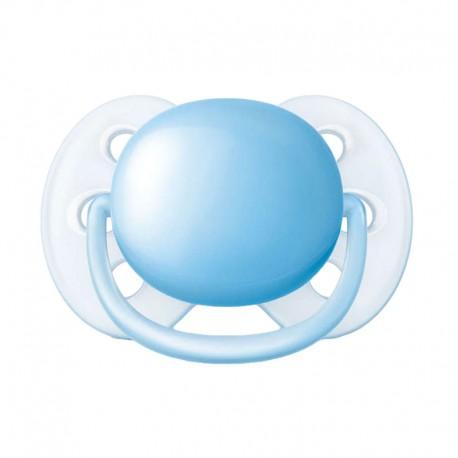 PHILIPS AVENT Ultra Soft 0-6 Symmetrisk - Silikone