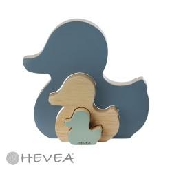 Puslespil fra HEVEA, Naturgummi, Kawan shape sorter, Moon Stone