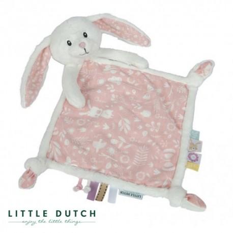 Image of Little dutch, nusseklud, støvet rosa - kanin