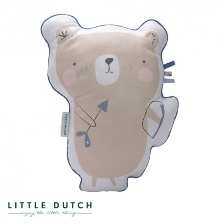 LITTLE DUTCH, Pude, Støvet blå