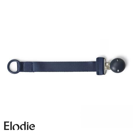 ELODIE DETAILS, Attache-tétine, Juniper Blue