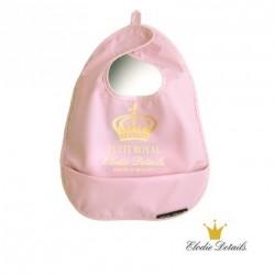 ELODIE DETAILS - Bavoir, Royal Pink