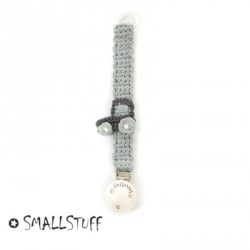 SMALLSTUFF - Crochet, Attache-tétine