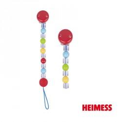 HEIMESS - Attache-sucette, en bois de hêtre
