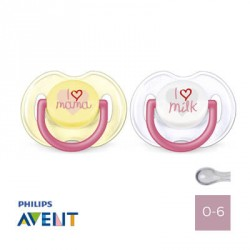 PHILIPS AVENT 0-6,Anatomique - Silicone
