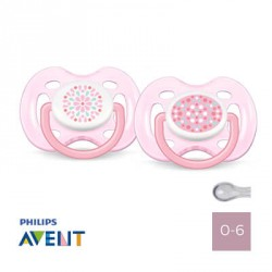 PHILIPS AVENT 0-6,Anatomique - Silicone