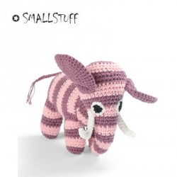 SMALLSTUFF - Éléphant, Crochet