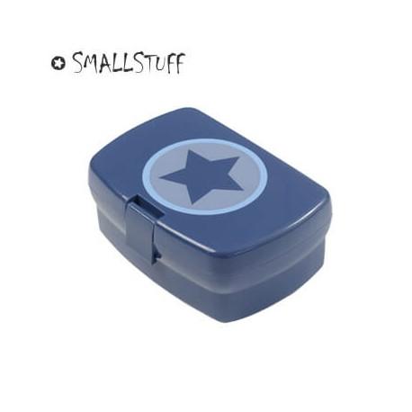 SMALLSTUFF - Lunch box, Bleu, Étoiles
