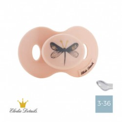 ELODIE DETAILS 3-36, Libellule, Physiologique - Silicone