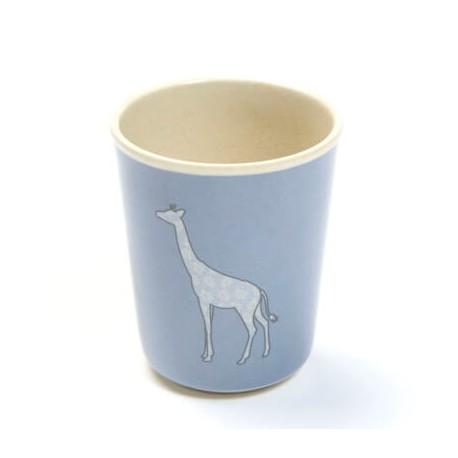 SMALLSTUFF - Tasse sans manche, Animal denim