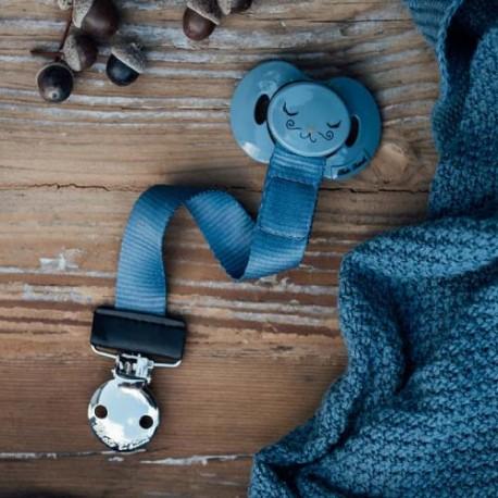 ELODIE DETAILS, Attache-tétine, Bleu doux