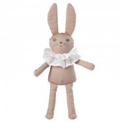 ELODIE DETAILS, Doudou lapin, Loving Lily couleur nude
