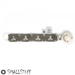 SMALLSTUFF Crochet, Attache-tétine, Plusieurs modèles disponibles