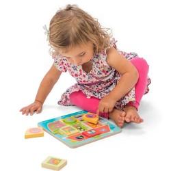 Noah's ark puzzel, Le Toy Van