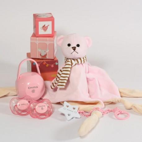 Geschenkdoos voor meisje, 0-6 maanden