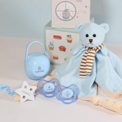 Geschenkdoos voor jongen,0-6 maanden