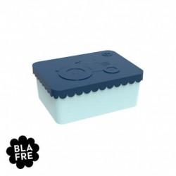 BLAFRE, Lunchbox Tractor, Marine blauw