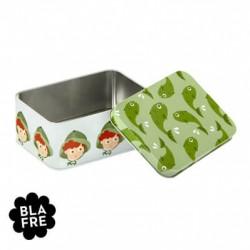BLAFRE, Blik Lunchbox, Kust