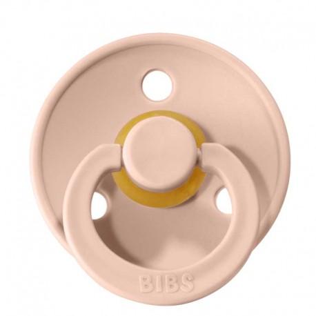 Bibs Colour, Maat. 2. (3-36 maanden.), Rond - Latex