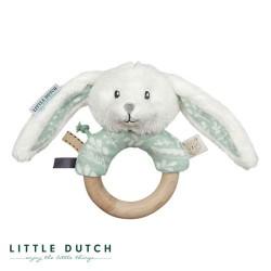 LITTLE DUTCH, Rammelaar, Mint - Konijn