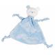 Gaveboks med blå krammeklud