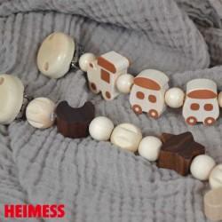HEIMESS, Smokkekjede av tre, Tilgjengelig i flere farger