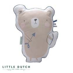 LITTLE DUTCH, Pute, Støvete blå