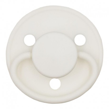 Mininor 0-6 months- Round – Silicone