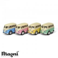 MAGNI, VW Volkswagen mini Buss, Finns i flera färger