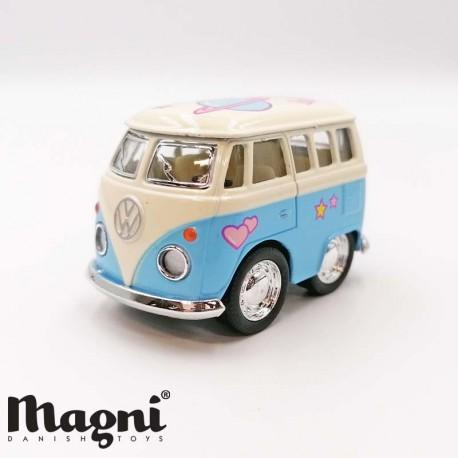 MAGNI, VW Volkswagen mini Buss, Söt klistermärke design