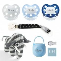 Gift box Elephant - Dummy chain