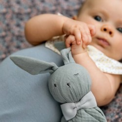 Elodie Details comfort cloth Blinkie Bo, gray
