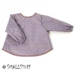 SMALLSTUFF - Förkläde, Löv, Rosa