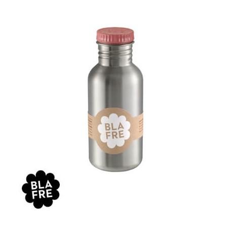 BLAFRE, Dricksflaska i stål, 500 ml, Rosa