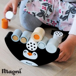 Balansspel Pingvin