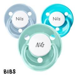 Bibs De Lux 3-36, Rund - Latex