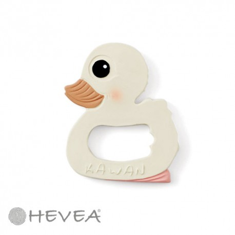 HEVEA Soother – FLOWER, Size 3-36 m, Anatomic teat - Natural rubber