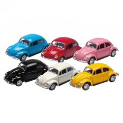 MAGNI, Medelstor VW Volkswagen Bobble, Finns i flera färger