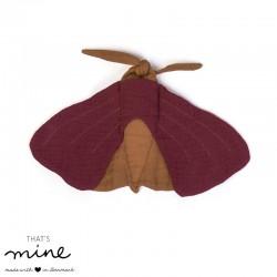 THAT'S MINE, Baby comforter, Moth