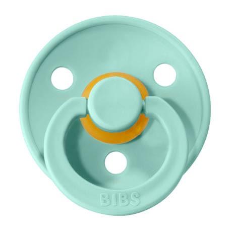 Bibs Colour, Size. 1. (0-6 months.), Round - Latex