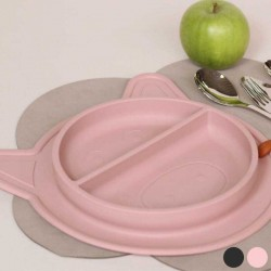 MAGNI, Plate / napkin, Silicone, Several colours available