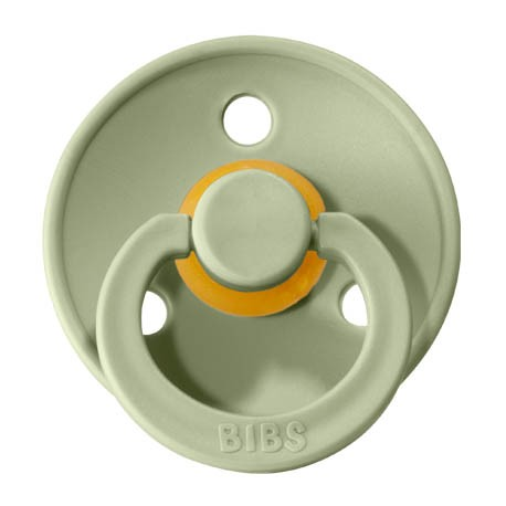 Bibs Colour Pacifiers,Size. 3. (16-36 months.), Round - Latex